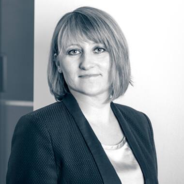 Nadine Hofmann, Partnerin, Steuerberaterin